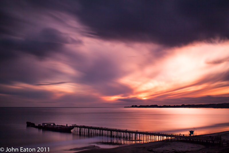 Seacliff Sunset #2