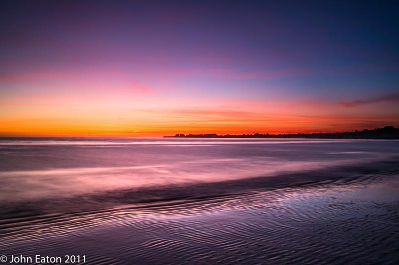 Seacliff Sunset #3