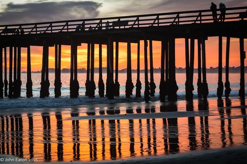 Seacliff Sunset #9