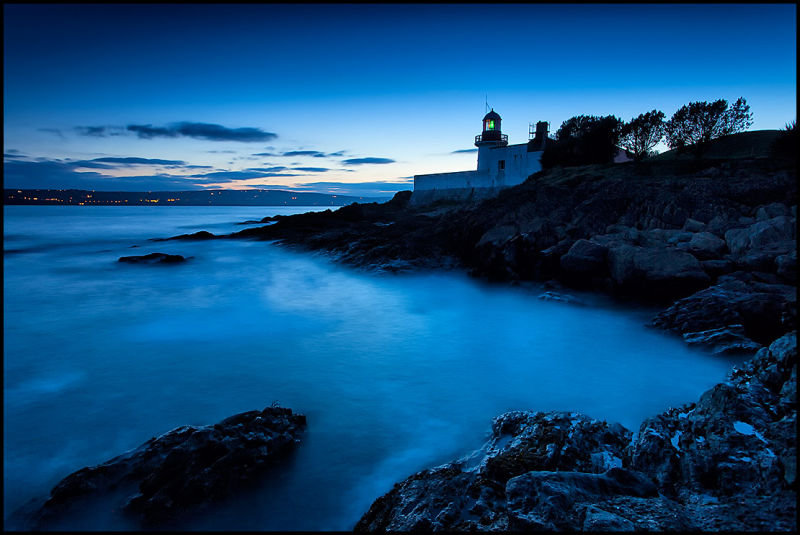 Ballynacourty Lighthouse