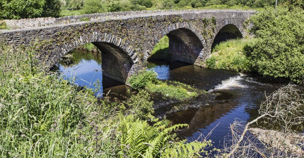 4.Mountinfant Bridge, Lacka Cross