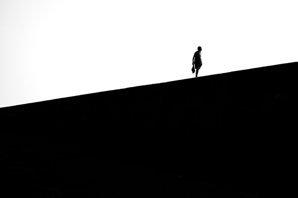 A Solitary Man