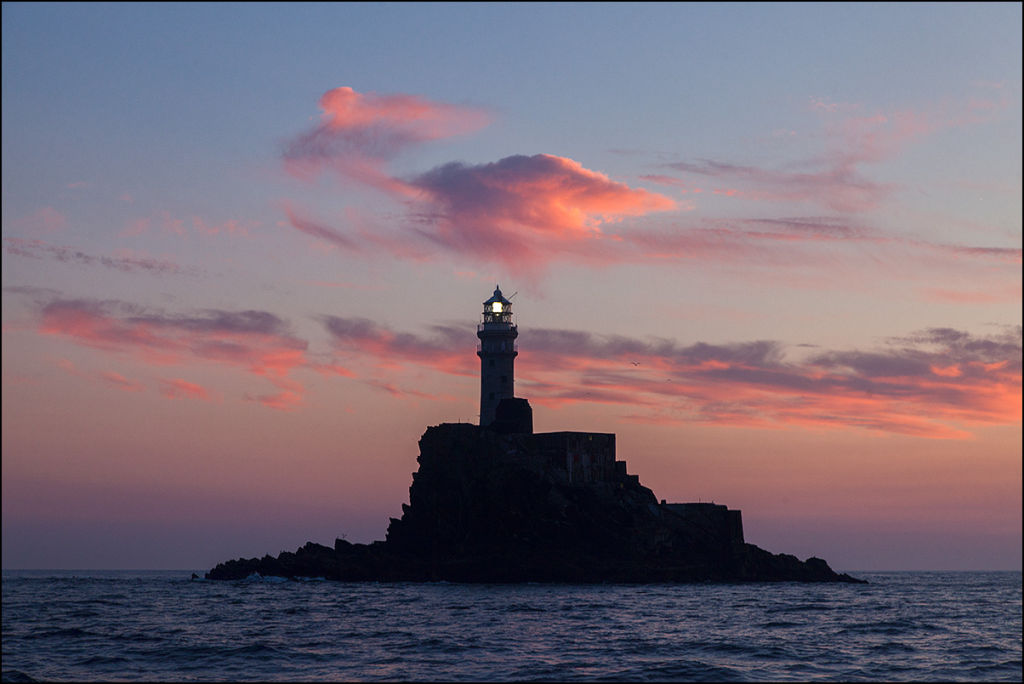 Fastnet - a view from the north