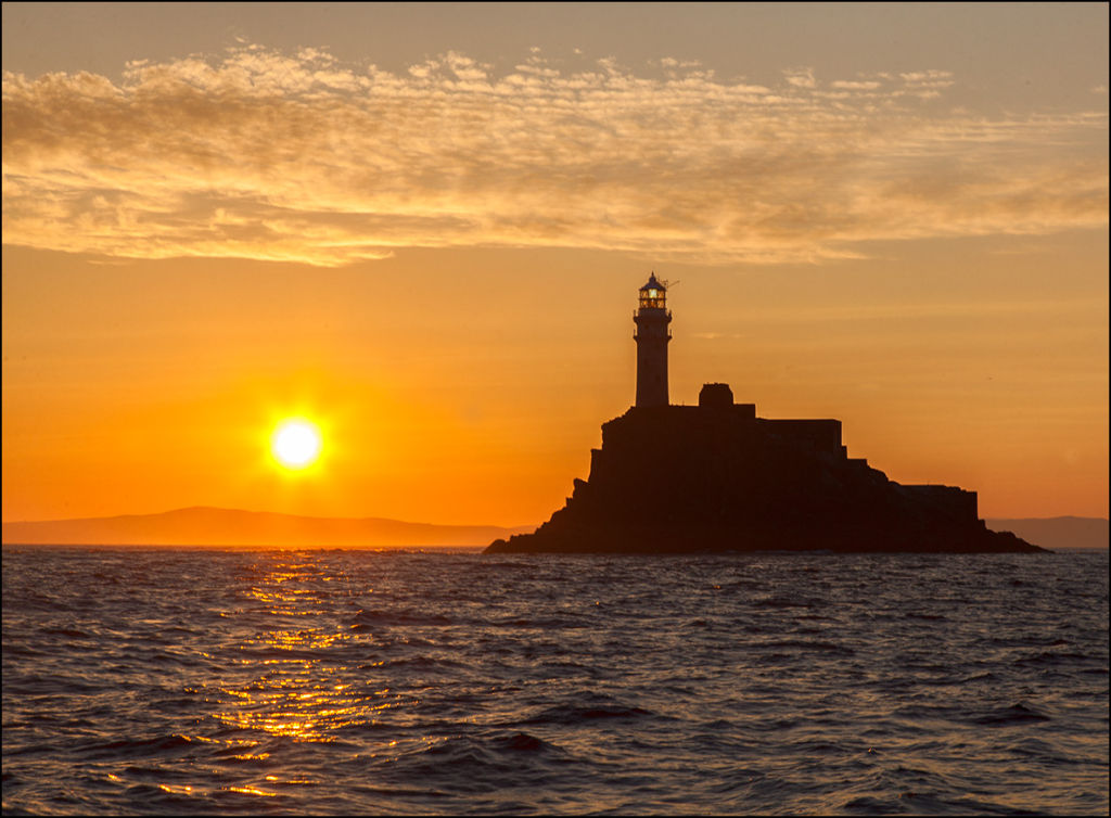 Fastnet Sunset #1