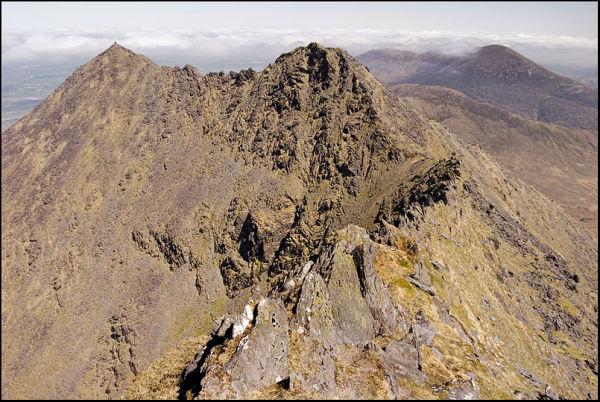 Cruach Mhór Ridge