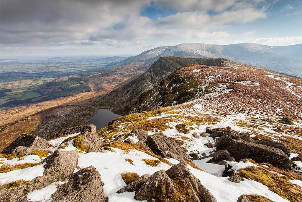 Knockanaffrin Ridge