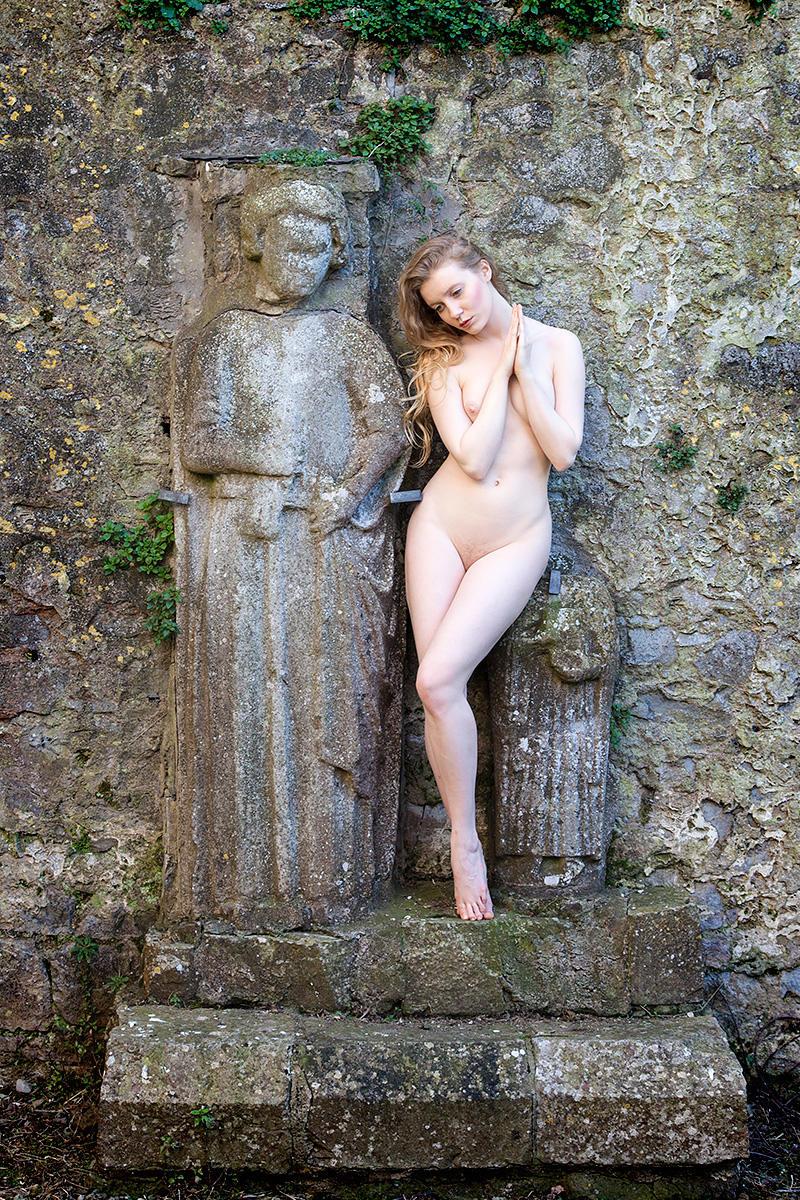 Figures on a Pedestal
