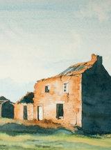 High House Farm - Original Watercolour