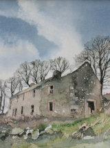 West Bewdley Farm - Original Watercolour