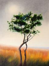 "Summer Haze - Oil on Canvas - 18 ½"" x 26 ½"""