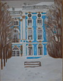Katherine Palace, St Petersburg