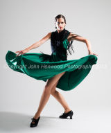 Noemi Luz, Flamenco dancer, directed by Hilary Shedel