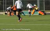 Leicester Ladies vs Holcombe