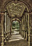 Palladian bridge, Stowe Landscape Gardens