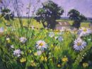 SOLD.Derbyshire countryside.Inspired after a day's walking with our Ramblers  group.