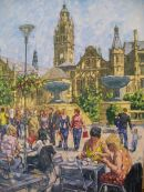 SOLD.Sheffield Town Hall