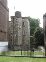 The Jewel Tower - once part of the Palace of  Westminster