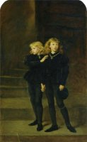 The Princes in the Tower - Millais