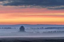 1771 Castle Howard Daybreak