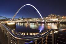 3445 Millenium Bridge Gateshead