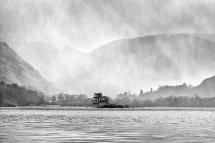 8190 Rain Showers over Ullswater