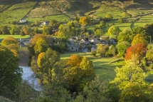 9342 Burnsall Bridge & Village