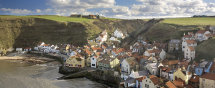 0245 Staithes panorama
