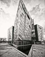 A Titanic Building