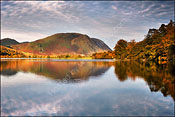 Mellbreak across Buttermere
