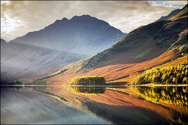 Buttermere and Haystacks.