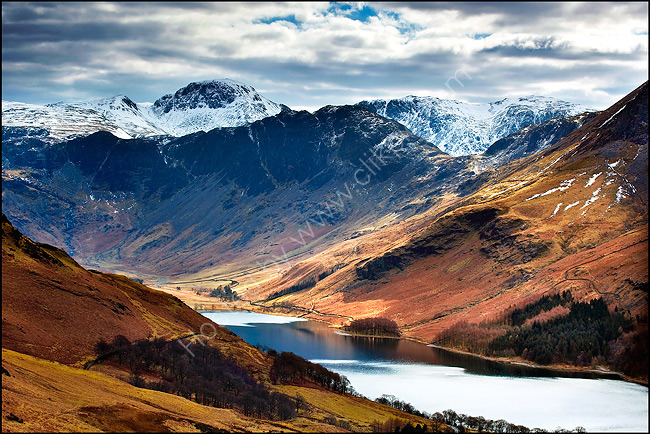 Buttermere, Haystacks & Great Gable