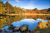 Blea Tarn in Autumn 2