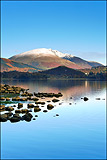Blencathra and Derwentwater