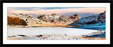 Blea Tarn in winter