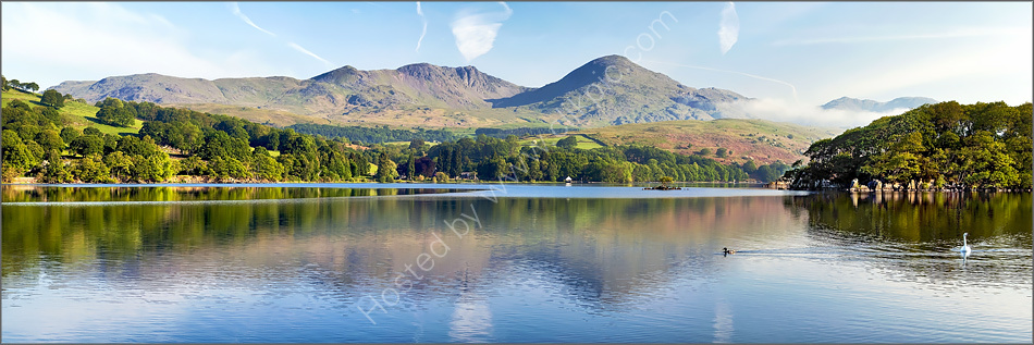 Coniston and the Old Man