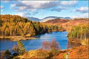 Tarn Hows in Autumn 3