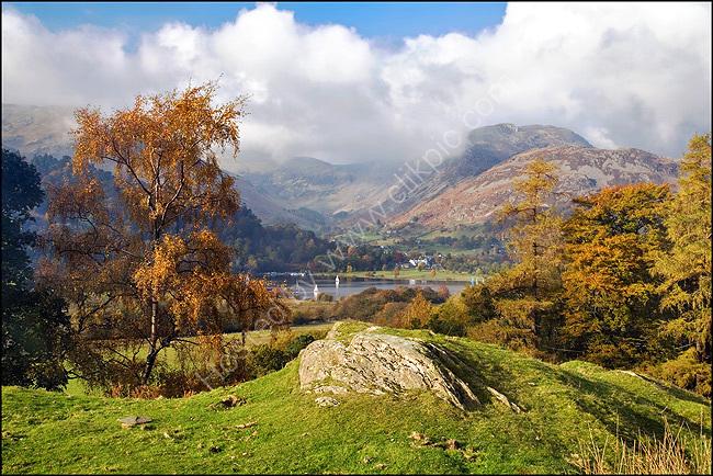 Autumn at Ullswater