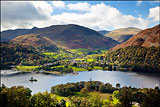 Glenridding over Ullswater