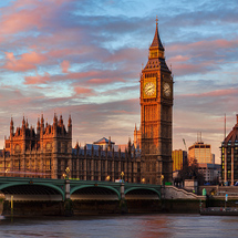 Big Ben Sunrise