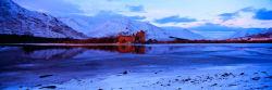 Castle Kilchurn and Loch Awe