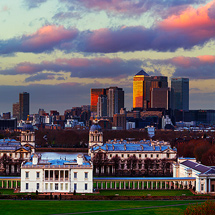 Royal Greenwich Observatory, London