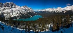 Lake Peyto, Banff national park