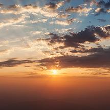 Mount Ventoux sunrise