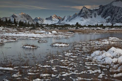 Ramparts, Jasper National Park