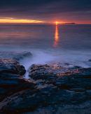 'Dawn over the Farne Islands'