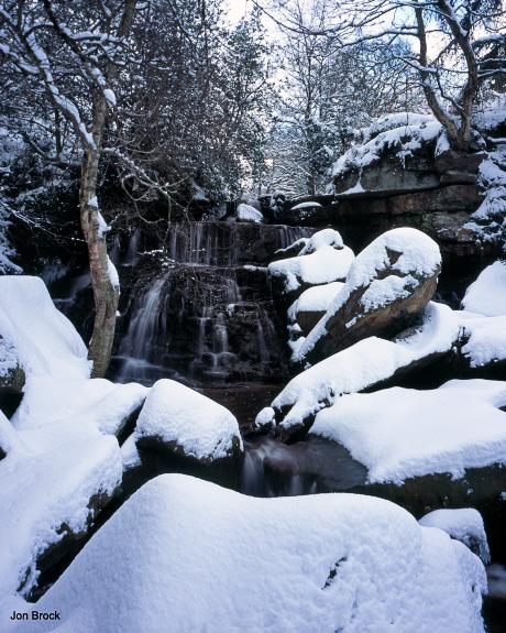 'May Beck Waterfall'