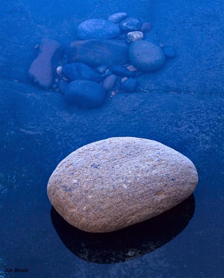 'Rock in Blue'