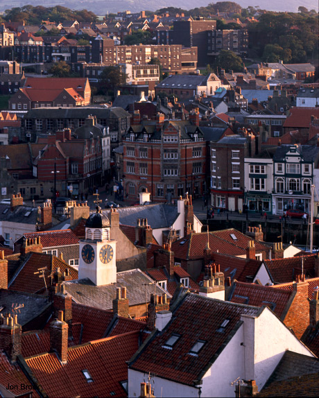 'Whitby Rooftops'