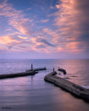 'Whitby Harbour'