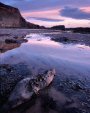 'Summer Dawn at Saltwick Bay'